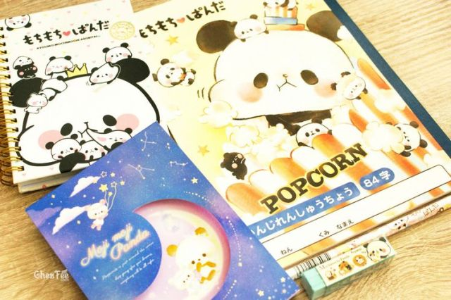 boutique-kawaii-shop-chezfee-papeterie-mojimoji-panda-cahier-carnet-gomme-japonais